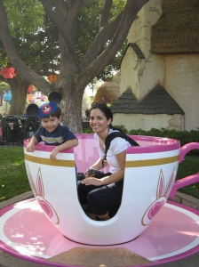teacups and tips